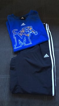 Adidas Boys Large TShirt and Pants Mansfield, 02048