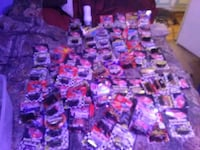 200 plus match box hot collect cars an more Gaston, 29053