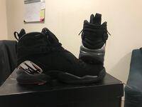 pair of black Air Jordan basketball shoes Toronto, M6E 2L1