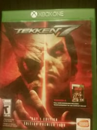 Xbox One Tekken 7 game  924 mi