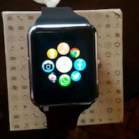 smart watch compartible con android y iphone color Bronx, 10468