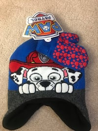 New with tag Hat and Glove Set 3+ ( Paw Patrol  )(pick up only) Alexandria, 22310
