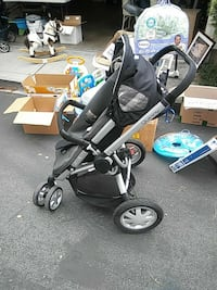 Quinny sporty stroller Foster City, 94404