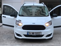 Ford - Tourneo Courier - 2015