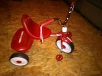 red and white Radio Flyer trike West Monroe, 71292