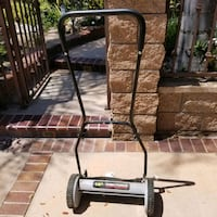 "Manual Reel Lawn Mower 16"" - Lowe's Torrance, 90501"