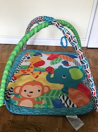 Fisher Price Baby Mat with toy