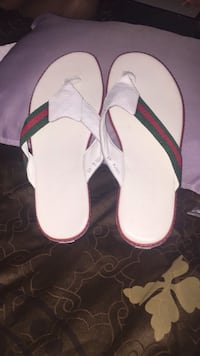Gucci unisex sandals sizes 8 8.5 9  Tampa, 33607