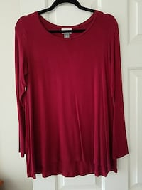 Old Navy Maroon Color Size M