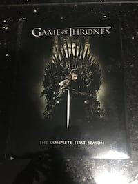 Game of thrones dvd Toronto, M6S 5A7