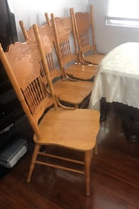 Chairs in good condition,  Falls Church, 22042