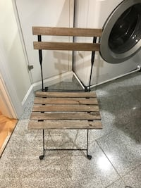 Foldable Patio Chairs (4)