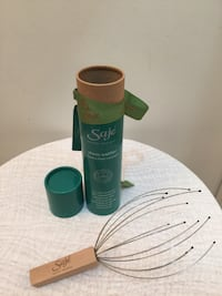 Saje stress soother/head massager -