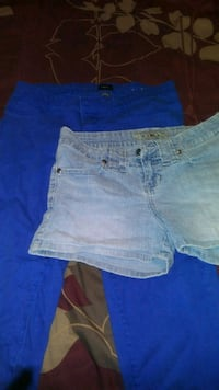 Jeans and shorts size 5 Jackson, 39204