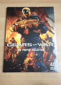 Gears Of War Poster Collection (Brand New) Vancouver, V5R 4J5