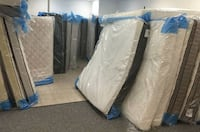 Mattress Clearance Sale 50 to 80% off Kings and Queens! $40 Down BOSTON