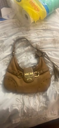 Mcm bag with tassels like new with dust bag Peabody, 01960