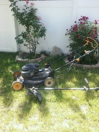Lawn mowing West Valley City