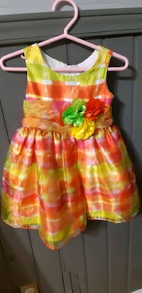 Bright colorful party dress  Montreal, H4H 2C7