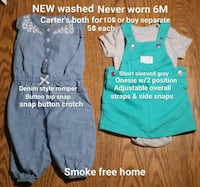 6M assorted baby girl clothes Homer City, 15748