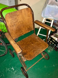 Antique rolling chair Pittsburgh, 15224