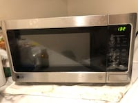 Black and  grey LG microwave oven Markham, L3P 0E9