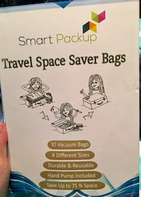 Smart Packup Travel Space Saver Bags Columbia, 29229