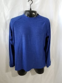 Mens RUSSELL Training Fit Blue X large Shirt Avondale