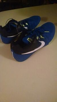 Blue and white Nike Men's Rival Track Shoes Tallahassee, 32305