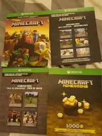 Minecraft Master Collection  Kawartha Lakes, K0L 2W0