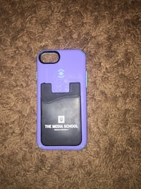purple and black Otter Box iPhone case Indianapolis, 46237