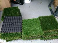 Fake Grass 12x12.   All 40 tiles  $20 Mississauga, L4X 2V8
