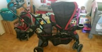 Baby Trend sit n stand double stroller  Scarborough, M1T