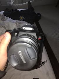 Canon T6 with extras