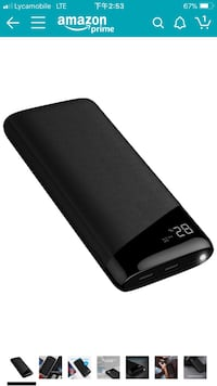 Brand new Power Bank 24000mAh Portable Charger Todamay External Battery  杰克逊维尔, 32204