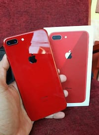 red iPhone 8plus for sale  Toronto, M5G 1G6