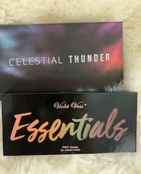 Brand new in box high end eyeshadow palettes