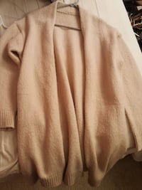 women's beige open cardigan one size Fairfax, 22030