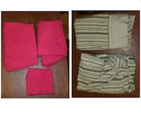 (2) Used Sets of TWIN Size Sheet Sets  259 mi