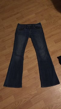 American Eagle Jeans. Used. Size 0