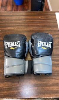 Everlast boxing gloves velcro wrists  Herndon, 20170