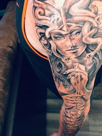 Tattoo work Vancouver, 98663