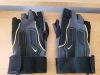 Nike FitDry structured training gloves for men, bicycle, dumbbell Washington
