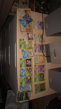 18 rare and vintage Pokémon cards Mississauga, L5J 0A3