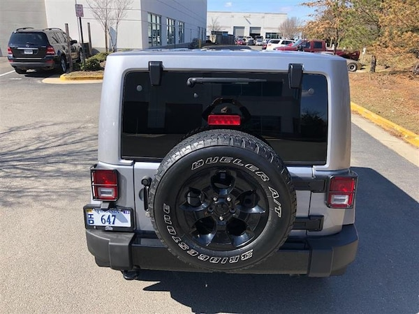 Jeep Wrangler Unlimited 2015 7