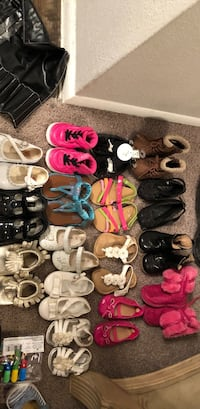 toddler's assorted shoes San Antonio, 78213