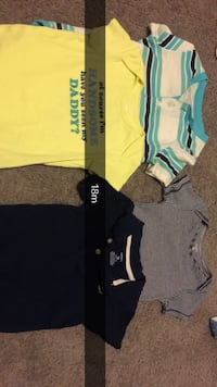18m boy clothes - some never worn
