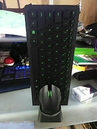 Razer turret wirless keyboard and mouse