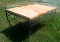 Reclaimed White Pine Coffee/Patio Table Alpharetta, 30004
