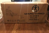 Marcy Pro Water Rower - Brand New in Box - Exercise Equipent